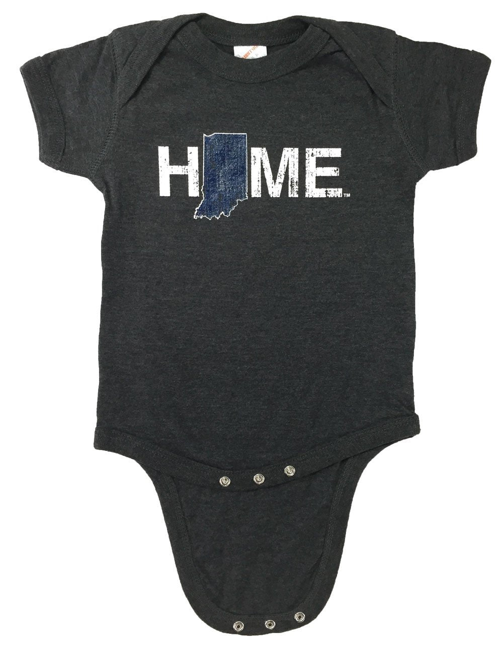 Indiana Onesie | Blue/White