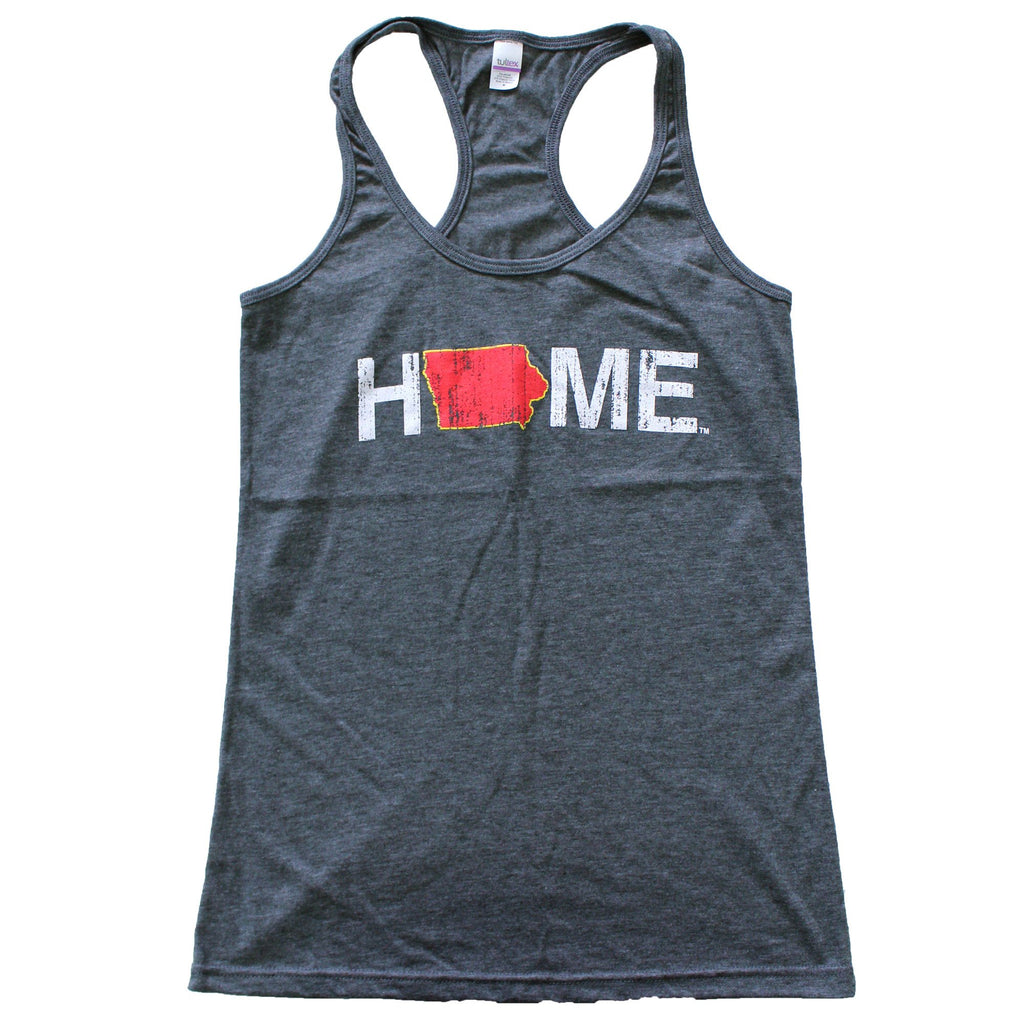 IOWA LADIES' TANK | HOME | CARDINAL RED
