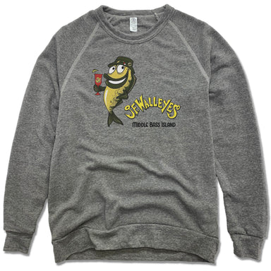 JF WALLEY'S | FLEECE SWEATSHIRT | DESIGN