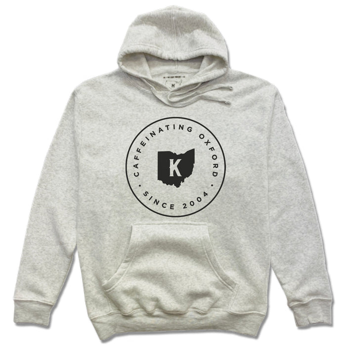 KOFENYA COFFEE | HOODIE | CAFFEINATING OXFORD