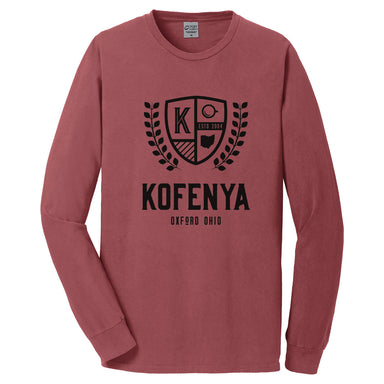 KOFENYA COFFEE | Long Sleeve Tee | CREST