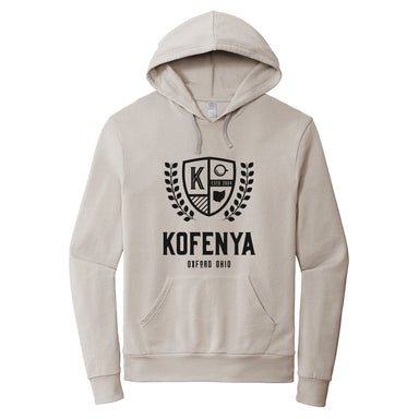 KOFENYA COFFEE | Washed Terry Hoodie | CREST