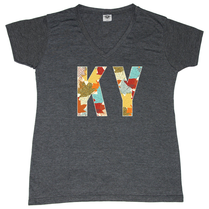 Kentucky Fall Foliage - Ladies' Tee