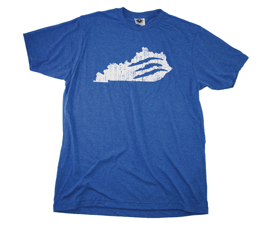 KENTUCKY BLUE TEE | STATE | CLAW