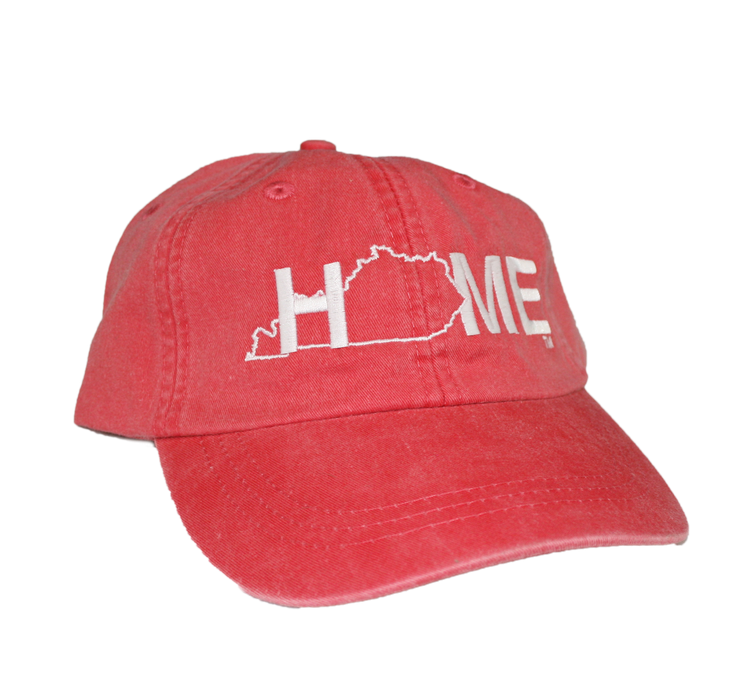 KENTUCKY POPPY HAT | HOME | WHITE