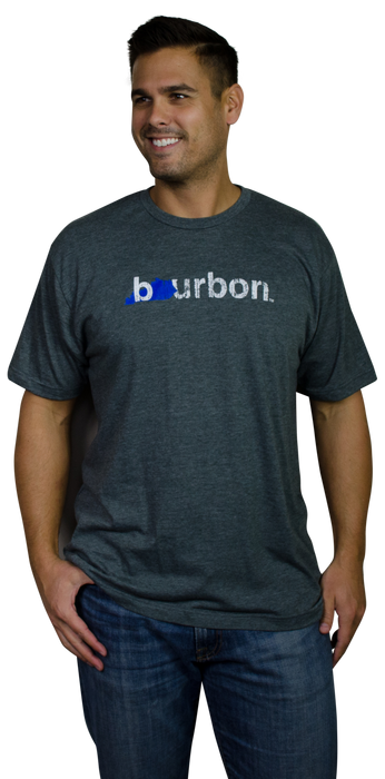 Kentucky Tee | Bourbon | Blue