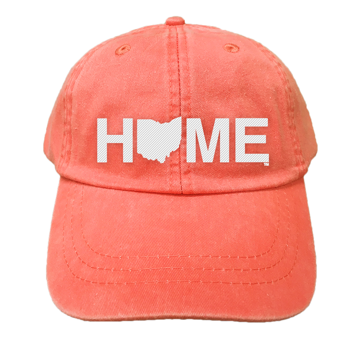 OHIO CORAL HAT | HOME | WHITE