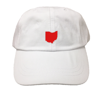 OHIO White HAT | State Only | Red