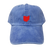 OHIO Royal Blue HAT | State Only | Red