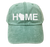 Wisconsin Vintage Green HAT | HOME | WHITE