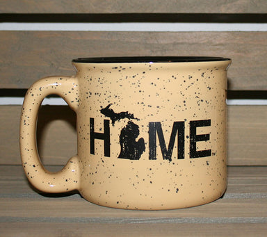 MICHIGAN COFFEE MUG | HOME | BLACK