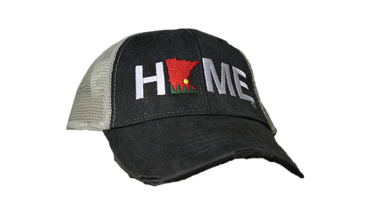 MINNESOTA TRUCKER HAT | HOME | FOREST