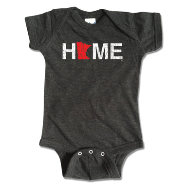 Minnesota Onesie | HOME | Red