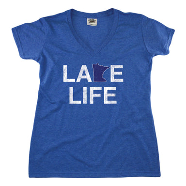 Minnesota Lake Life - Ladies' Tee