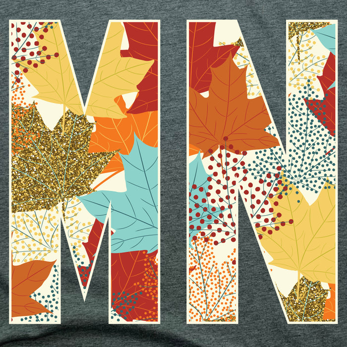 Minnesota Fall Foliage - Unisex Tee