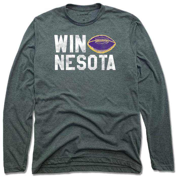 WINnesota Football - Unisex Longsleeve