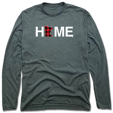MINNESOTA LONG SLEEVE TEE | HOME | PLAID