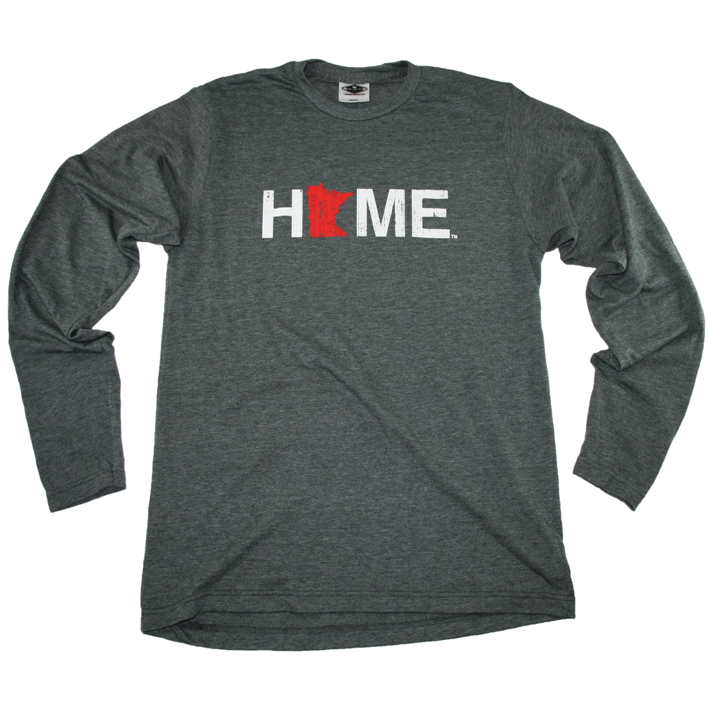 MINNESOTA LONG SLEEVE TEE | HOME | RED