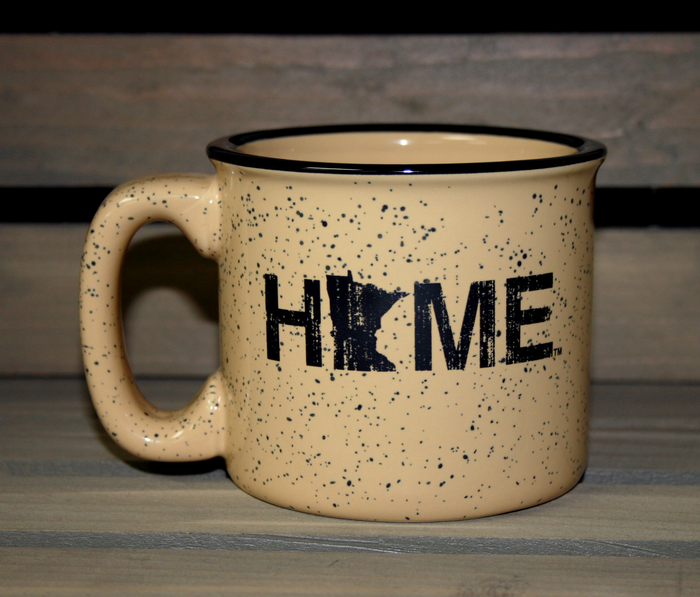 MINNESOTA COFFEE MUG | HOME | BLACK