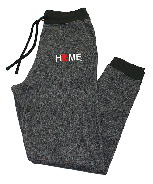 MINNESOTA FLEECE JOGGER | HOME | RED