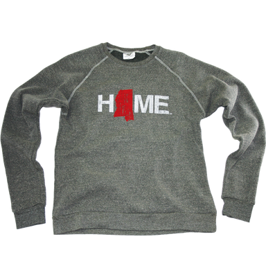 MISSISSIPPI SWEATSHIRT | HOME | RED