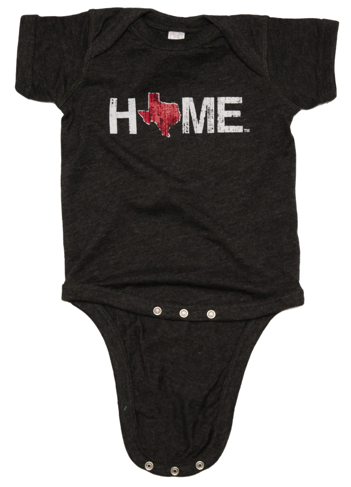 Texas Onesie | HOME | Maroon/White