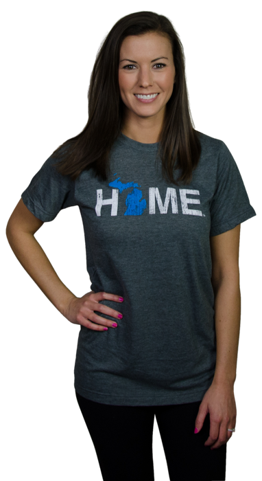 MICHIGAN TEE | HOME | BLUE