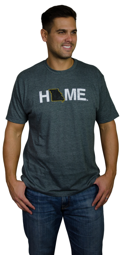 Missouri Tee | HOME | Black/Gold