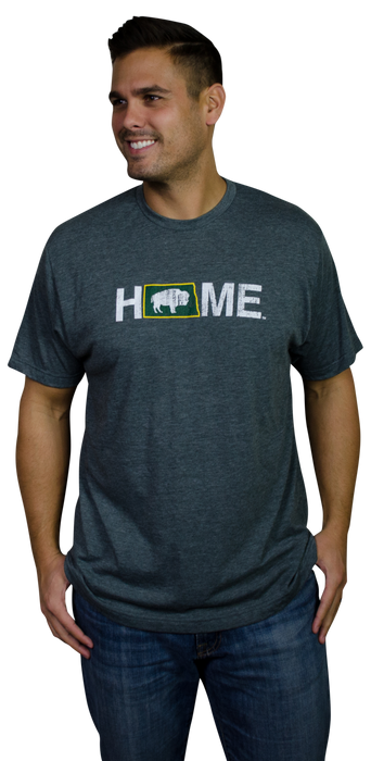 North Dakota Tee | HOME | Bison
