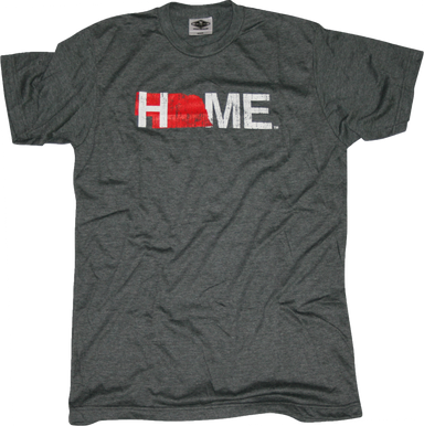 Nebraska Tee | HOME | Red