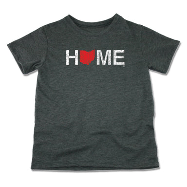 OHIO KIDS TEE | HOME | RED