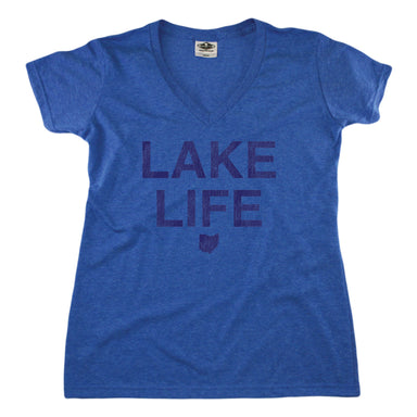 Ohio Lake Life - Ladies' Tee