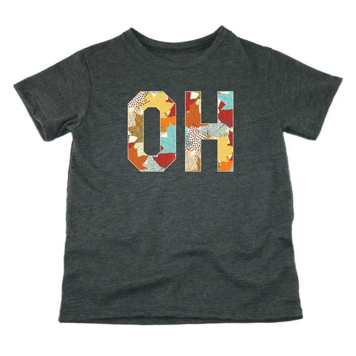 Ohio Fall Foliage - Kids' Tee