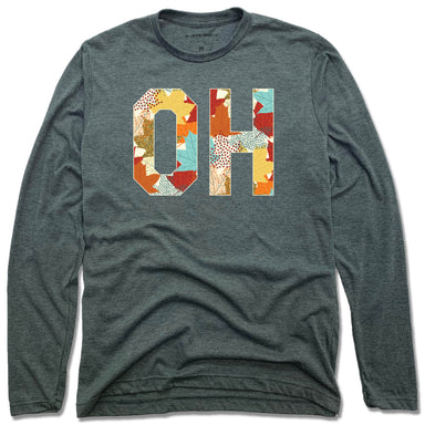 Ohio Fall Foliage - Unisex Longsleeve