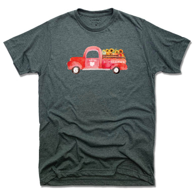 Ohio Fall Homegrown Truck - Unisex Tee