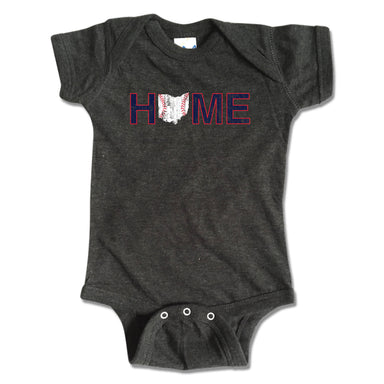 OHIO ONESIE | HOME | CLEVELAND STITCHES