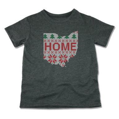 OHIO KIDS TEE | SWEATER HOME