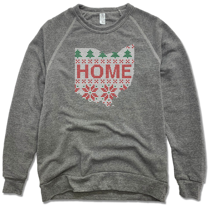 OHIO FLEECE SWEATSHIRT | SWEATER HOME