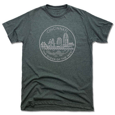 OHIO TEE | CITY SEAL | CINCINNATI
