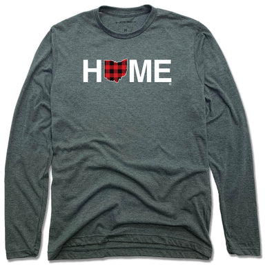 OHIO LONG SLEEVE TEE | HOME | PLAID