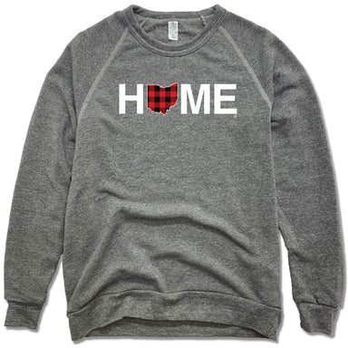 OHIO SWEATSHIRT | HOME | PLAID