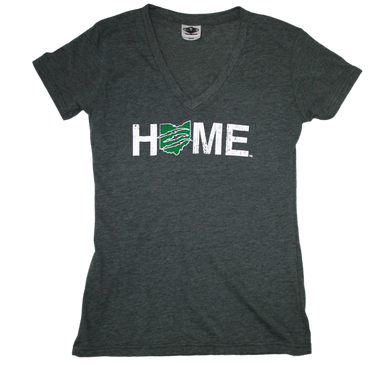 OHIO LADIES' V-NECK | HOME | GREEN CLAW