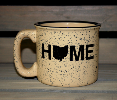 OHIO COFFEE MUG | HOME | BLACK