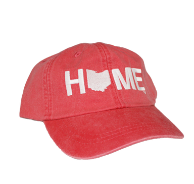 OHIO POPPY HAT | HOME | WHITE