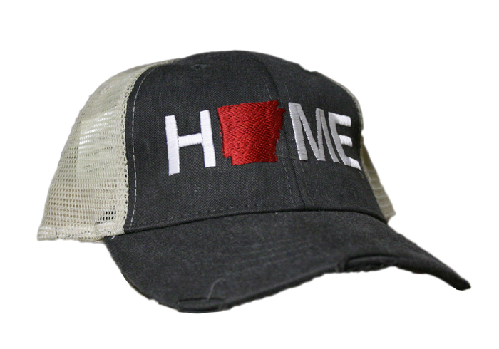 ARKANSAS HAT | HOME | RED
