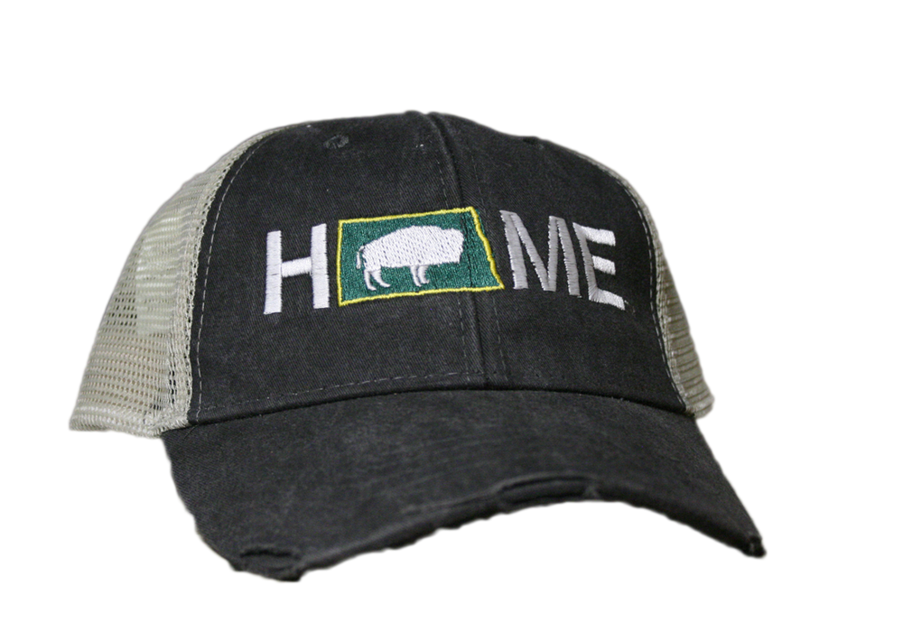 NORTH DAKOTA HAT | HOME | BISON