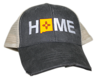 NEW MEXICO HAT | HOME | FLAG