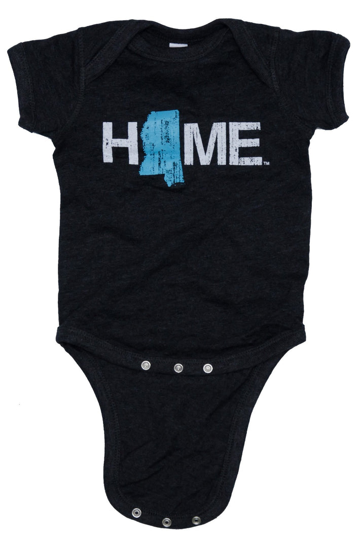 MISSISSIPPI ONESIE | HOME | BABY BLUE