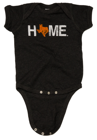 Texas Onesie | HOME | Orange - My State Threads