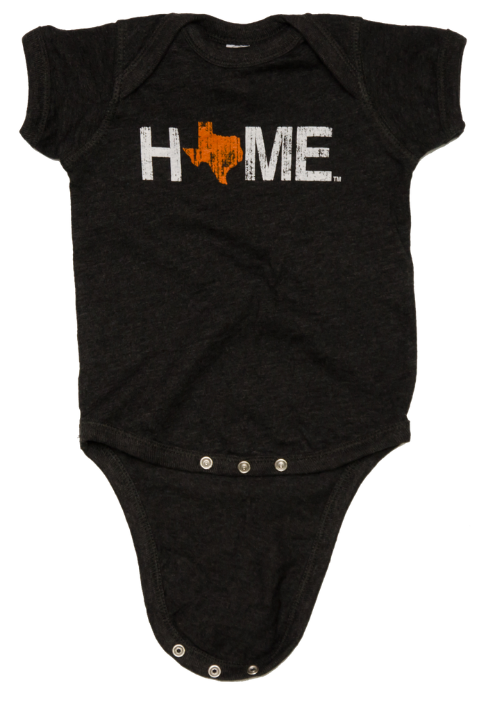 Texas Onesie | HOME | Orange